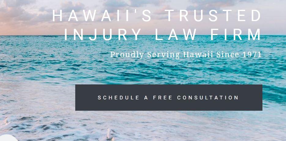 Hawaii personal injury
