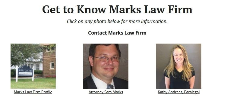Marks law firm