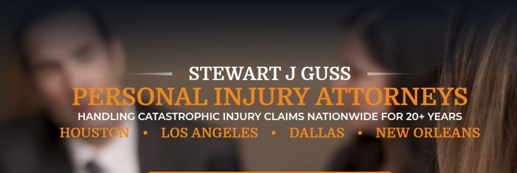 Stewart Guss, Houston Lawyers