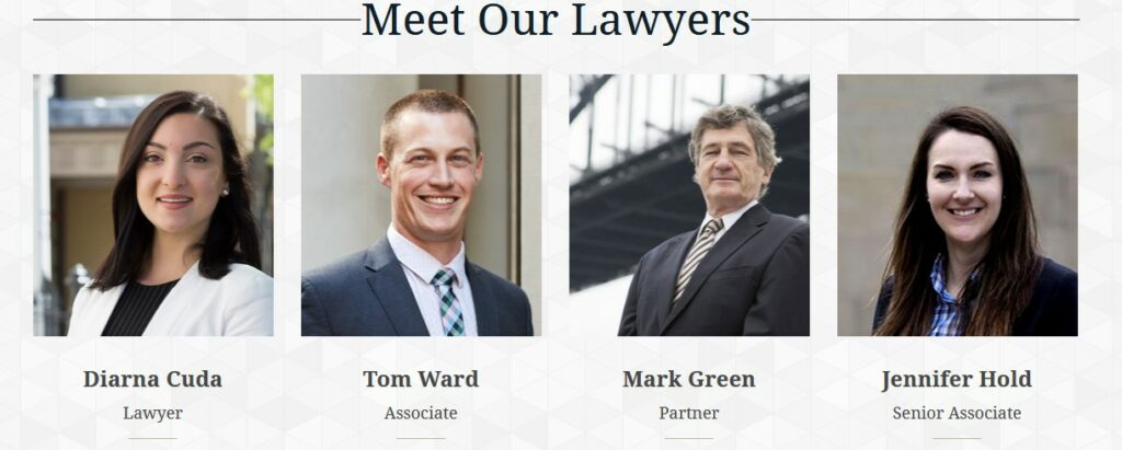 New South Wales lawyers group