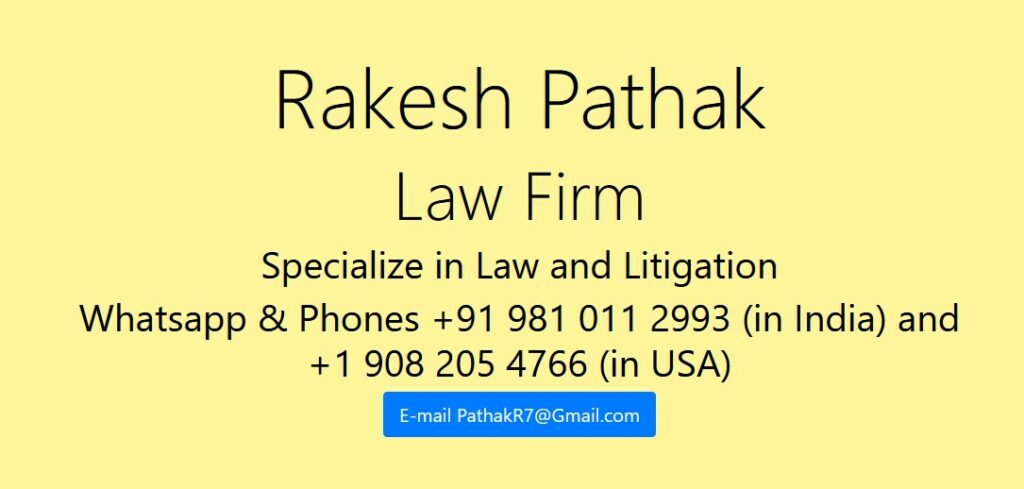 New Delhi family and business lawyers