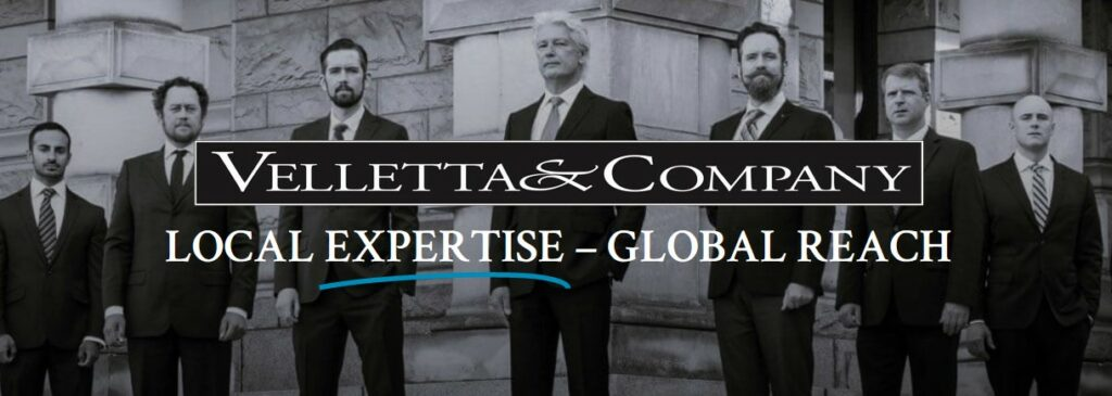 Velletta & Company lawyers in Canada